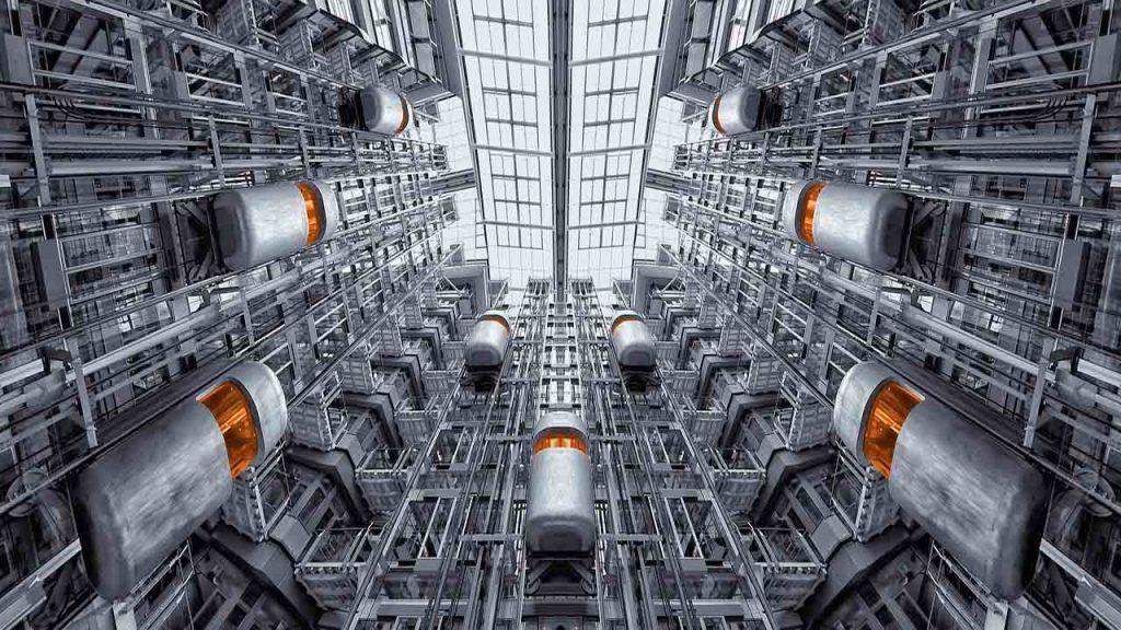 la tecnología domótica y los ascensores